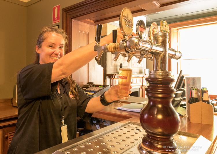 James Boag Brewery Tour in Launceston Tasmania