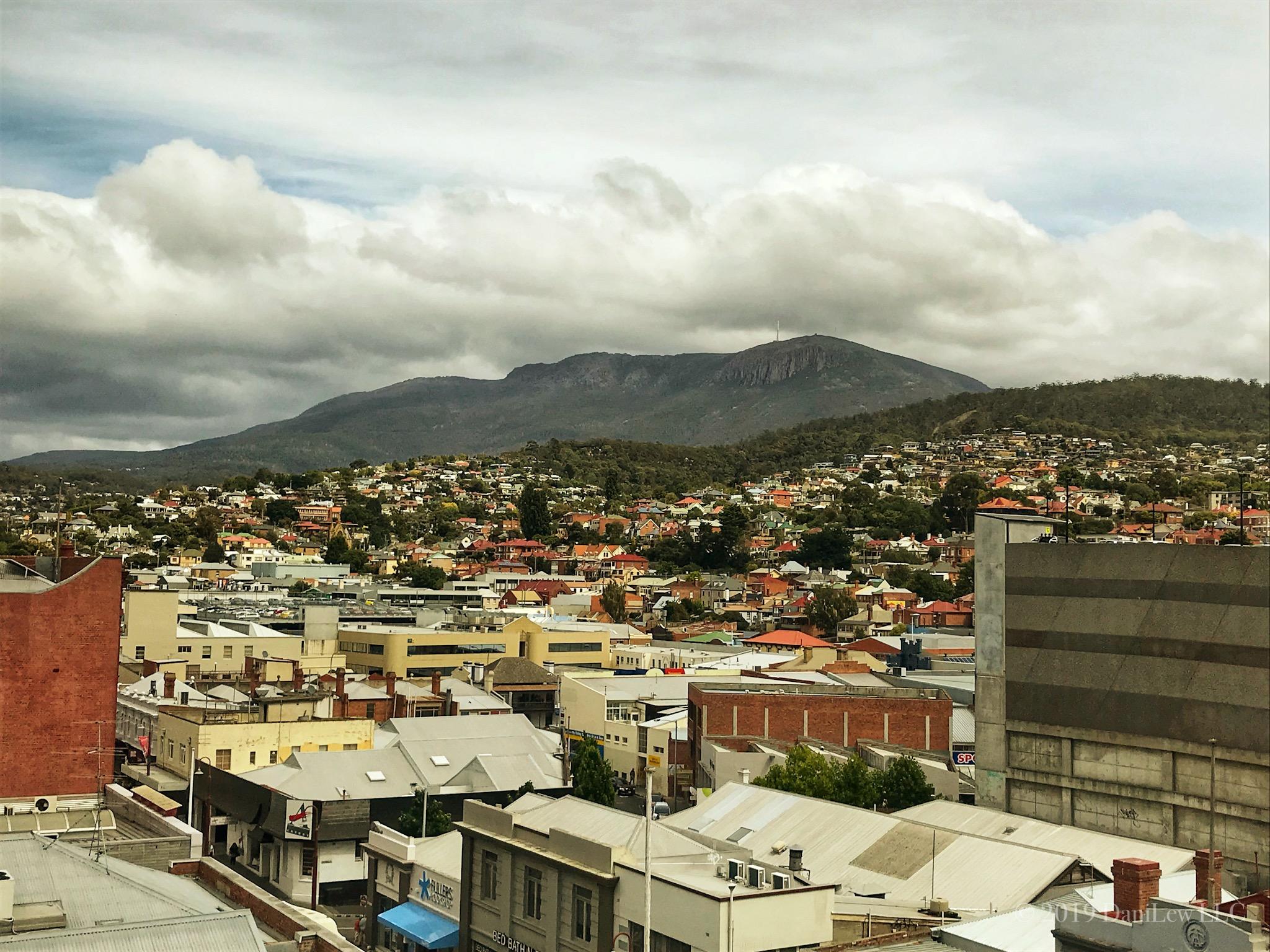 Two of my favorite iPhone pics of Hobart Tasmania Australia