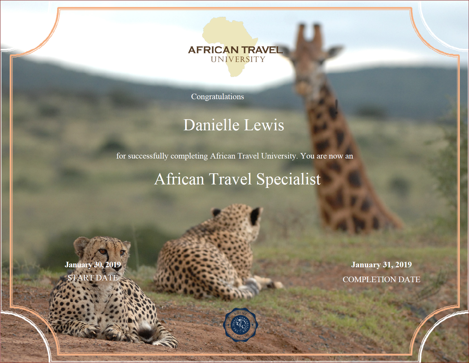 SelfishMe Travel - African Travel Specialist