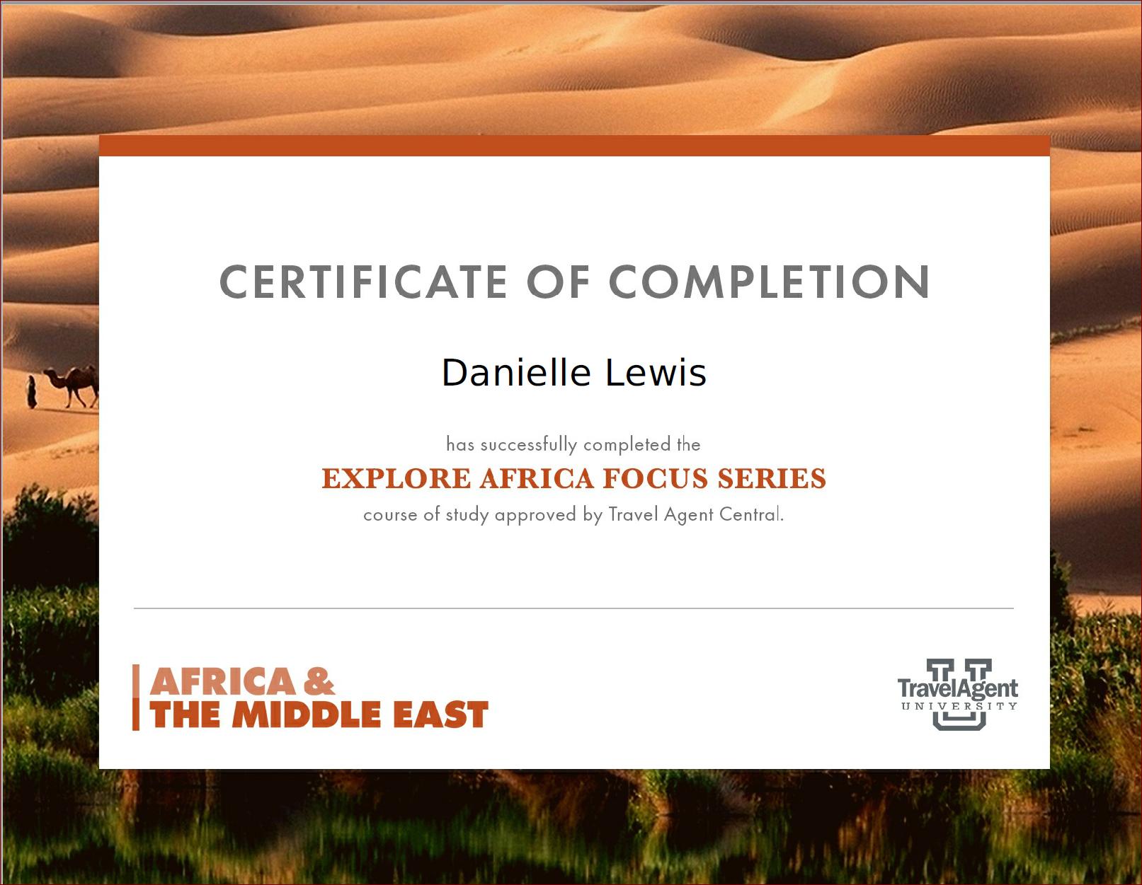 SelfishMe Travel - Explore Africa Focus Series