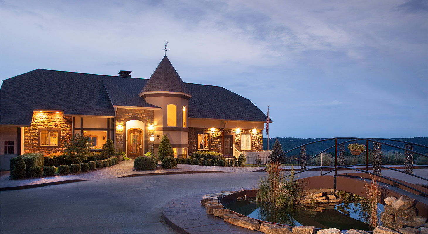 Winery and Spa Resort of the Week: Hermann Hill Vineyard & Inn