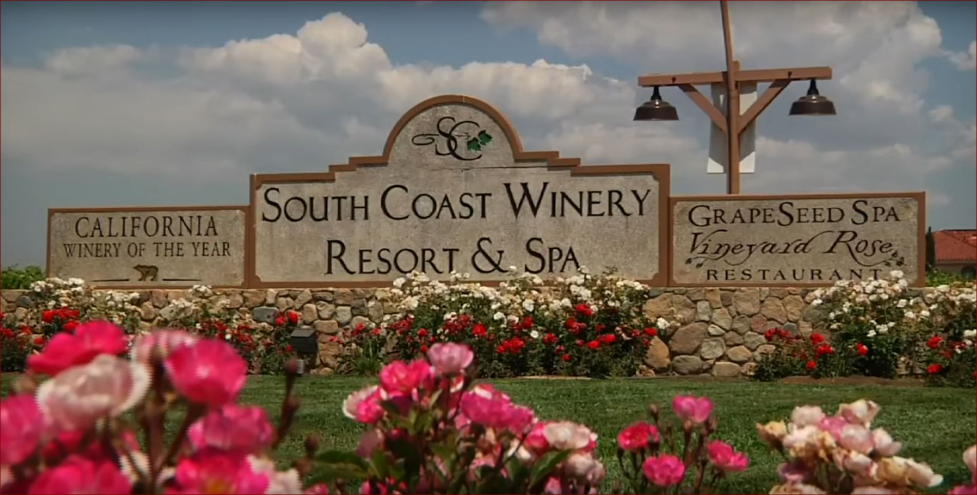 Winery and Spa Resort of the Week: South Coast Winery Resort & Spa