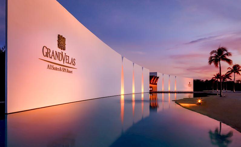 Luxury Spa Resort of the Week: Grand Velas Riviera Maya