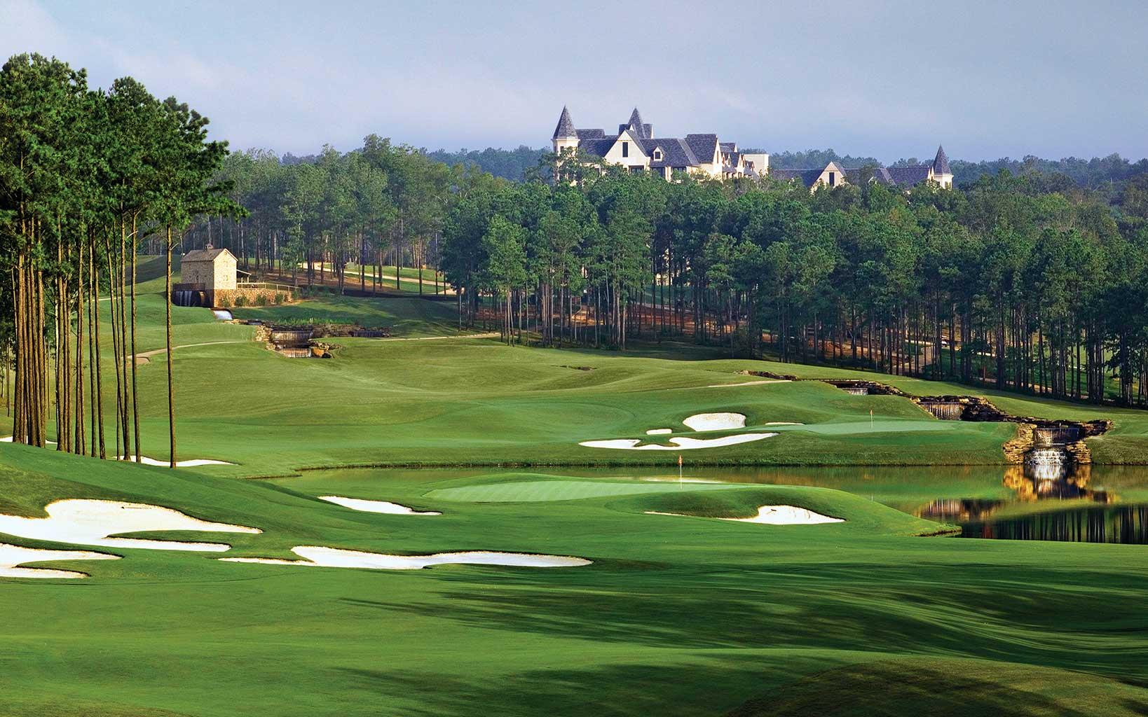 Golf and Spa Resort of the Week: Renaissance Birmingham Ross Bridge Golf Resort & Spa