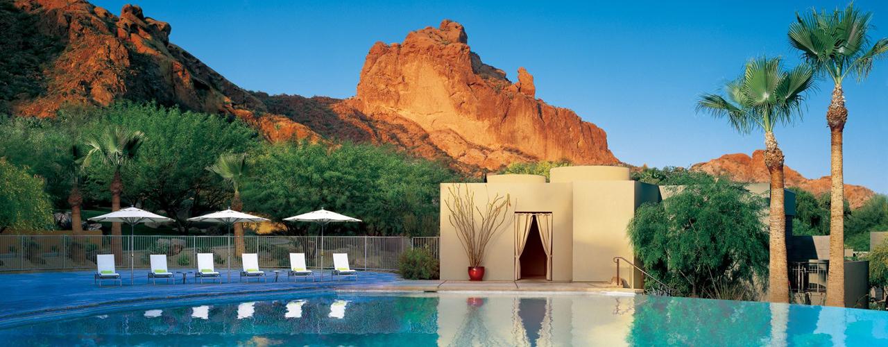 Luxury Spa Resort of the Week: Sanctuary on Camelback Mountain Resort & Spa