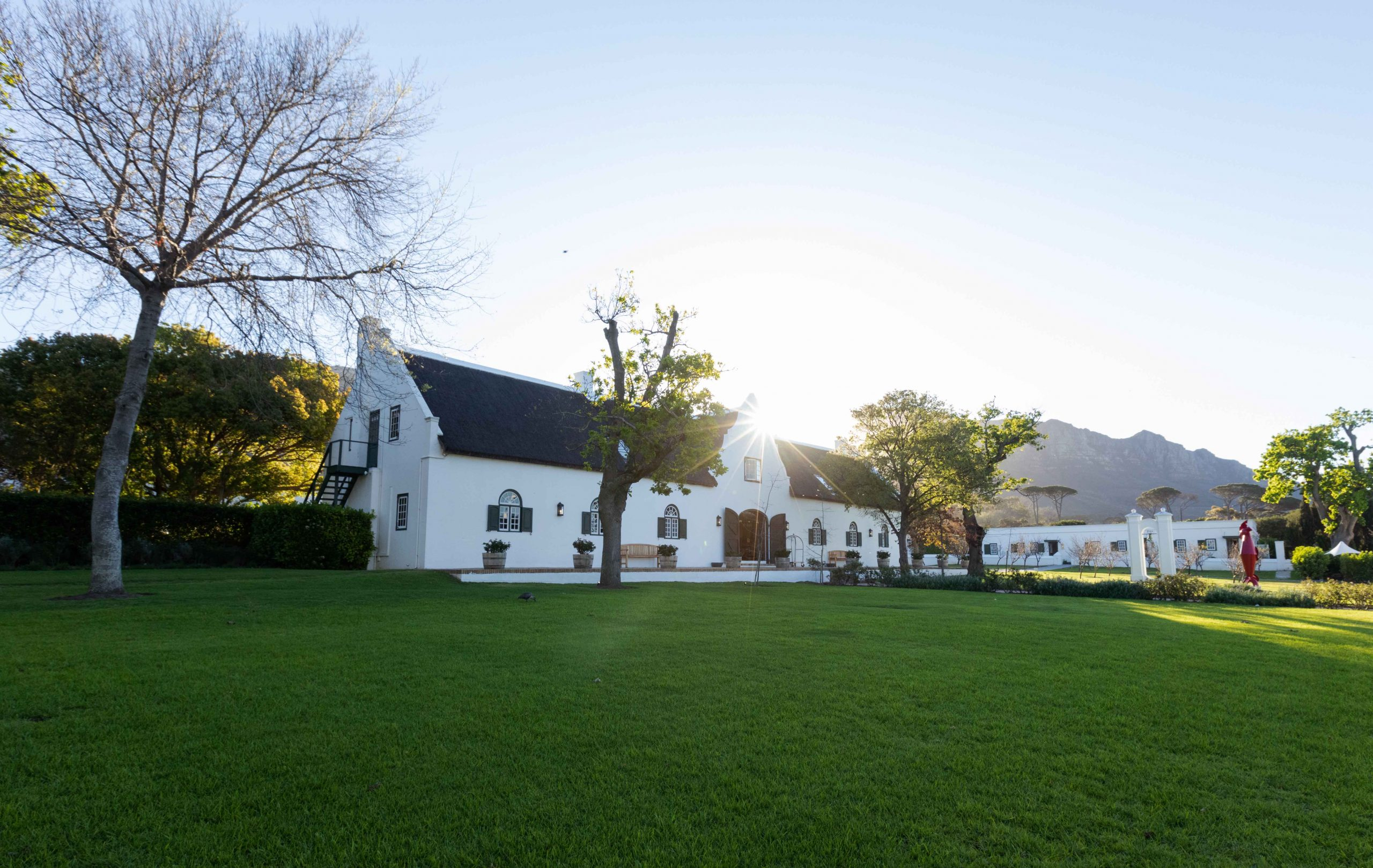 Winery, Golf and Spa Resort of the Week: Steenberg Hotel & Spa