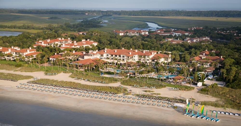 Golf and Spa Resort of the Week: Sea Island