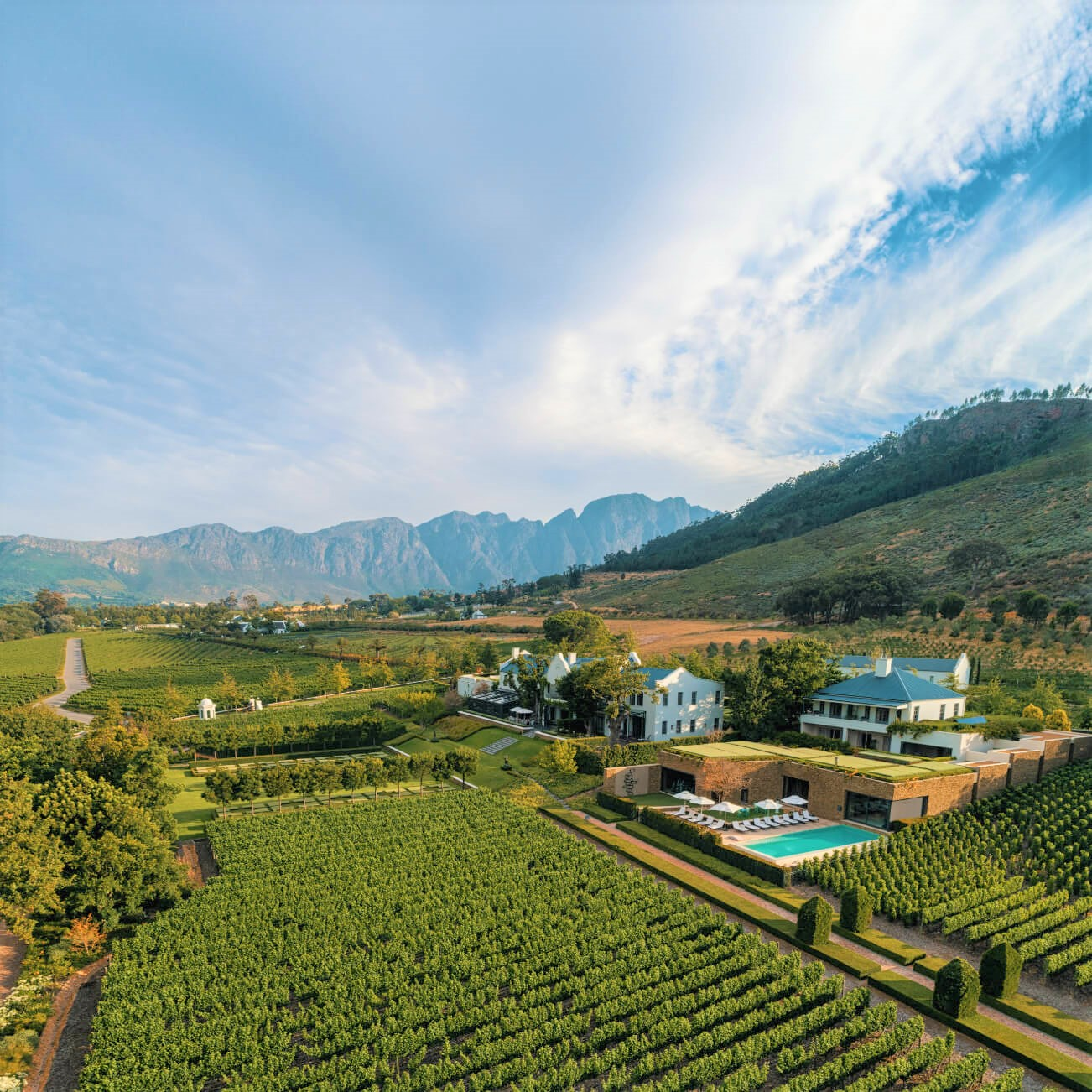 Winery and Spa Resort of the Week: Le Quartier Français