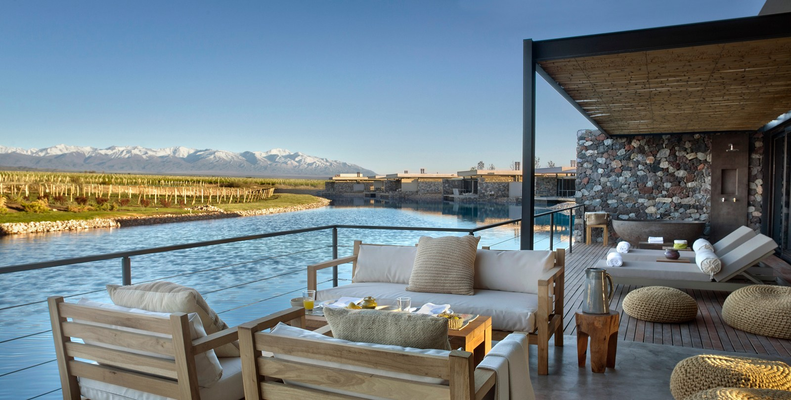 Winery and Spa Resort of the Week: The Vines Resort & Spa