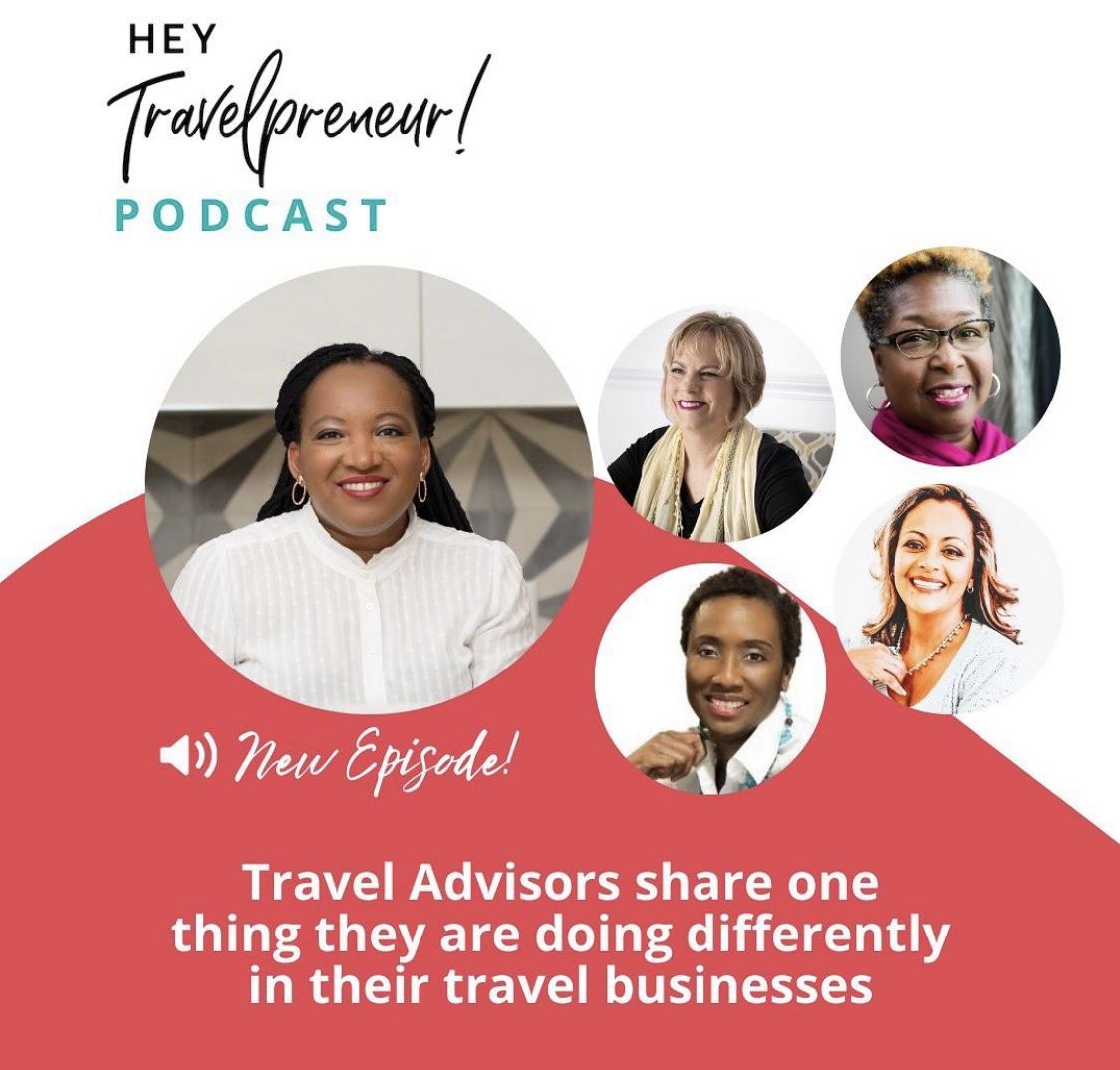 SelfishMe Travel on Hey Travelpreneur! podcast with Nicole Barrett