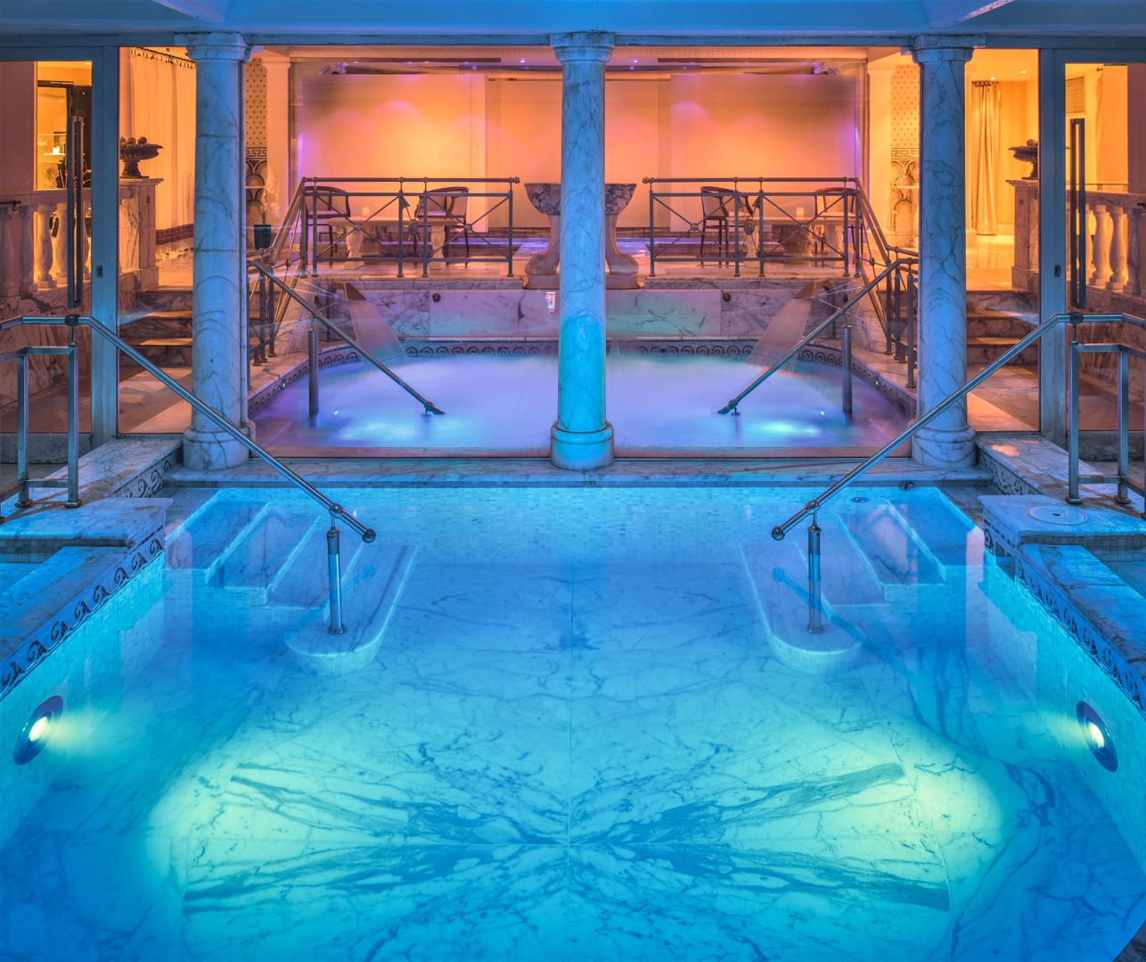 Luxury Spa Resort of the Week: Rome Cavalieri, A Waldorf Astoria Hotel
