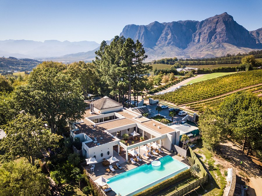 Winery and Spa Resort of the Week: Delaire Graff Estate