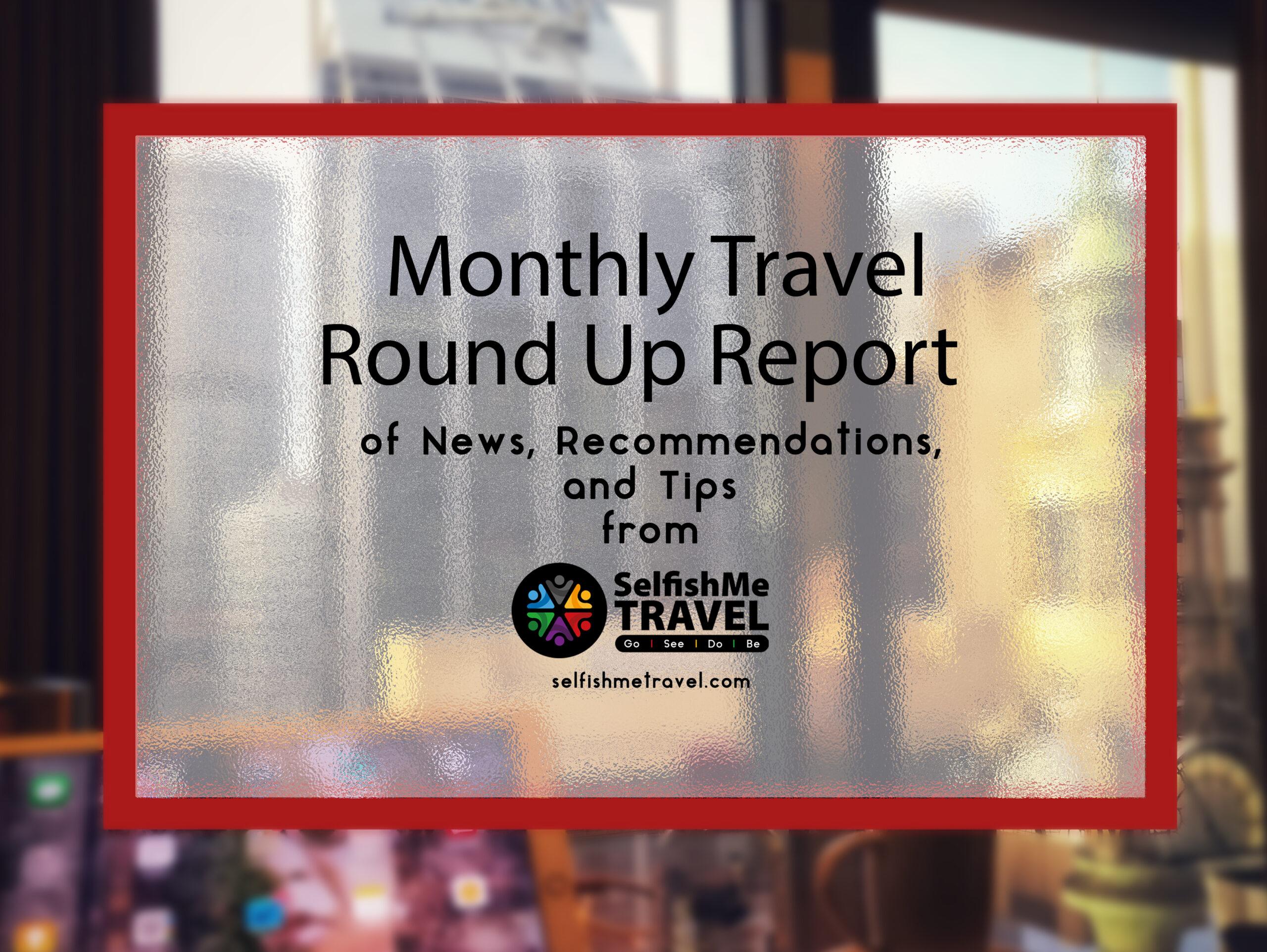 September 2021: A video recap of travel industry news