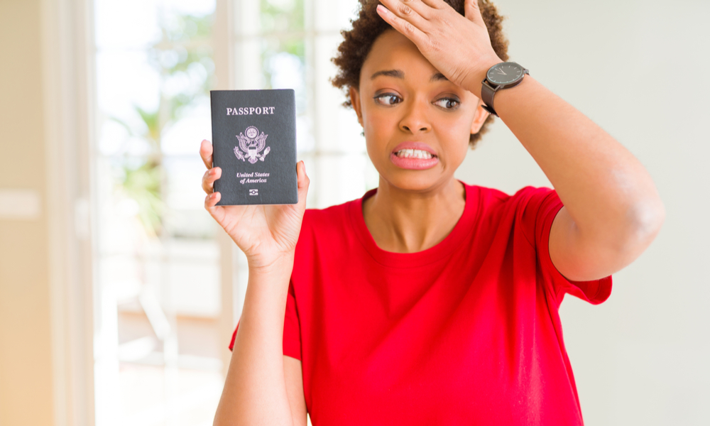 Don't be denied boarding for Passport damage