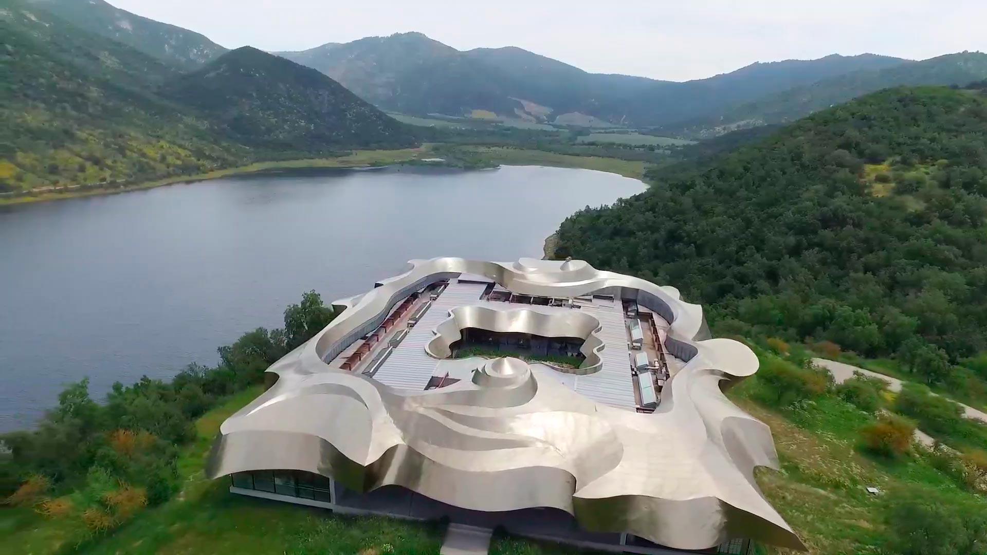 Winery and Spa Resort of the Week: Viña Vik
